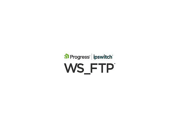 WS_FTP Professional (v. 12.4) - license + 3 Years Service Agreement - 1 lic
