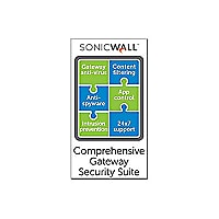 SonicWall Comprehensive Gateway Security Suite Bundle for SonicWALL NSA 360