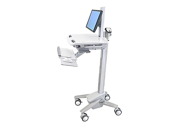 Ergotron StyleView Cart with LCD Pivot, SV40 - cart