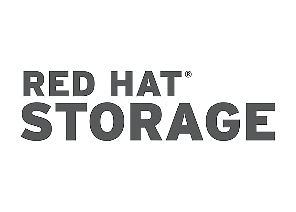 Red Hat Storage Server for On-premise - premium subscription (1 year) - 4 n