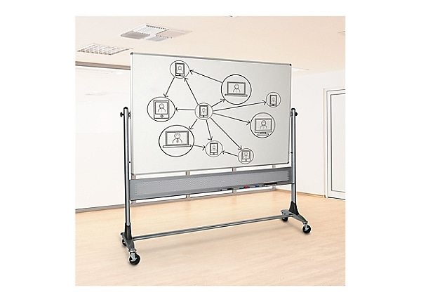 Best-Rite Platinum whiteboard