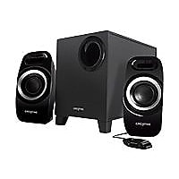Creative Inspire T3300 - speaker system - for PC