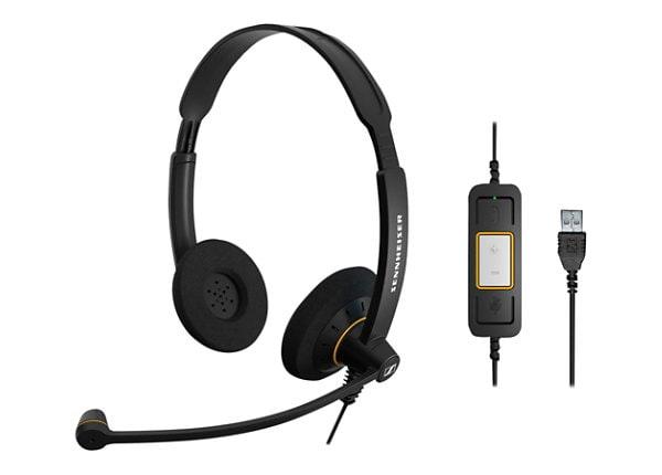Sennheiser Culture SC 60 USB ML - headset