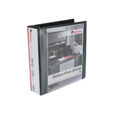 Universal Deluxe - presentation ring binder