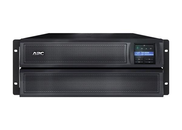 APC Smart-UPS X 2200 Rack/Tower LCD - UPS - 1980 Watt - 2200 VA