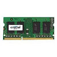 Crucial - DDR3L - 2 GB - SO-DIMM 204-pin - unbuffered