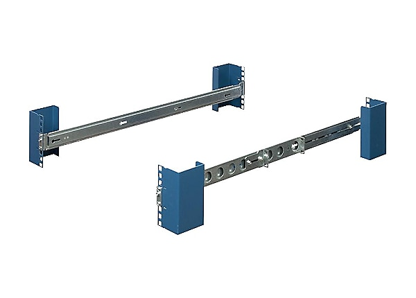 RackSolutions rack slide rail kit - 1U