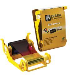 Zebra ix Series YMCKO - 1 - High Capacity - color (cyan, magenta, yellow, r