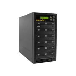 Aleratec DVD/CD Copy Tower 1:5 - DVD duplicator - external