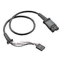 Plantronics SSP 2697-01 - headset cable - 1 ft