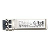 HPE - SFP+ transceiver module - 16Gb Fibre Channel (Short Wave) - Smart Buy
