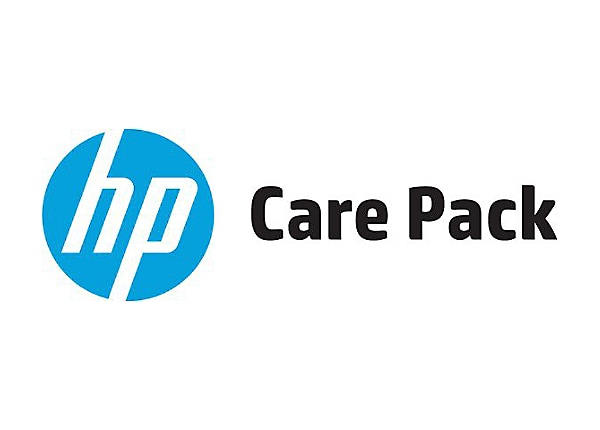 Electronic HP Care Pack Next Day Collaborative Support with Defective Media
