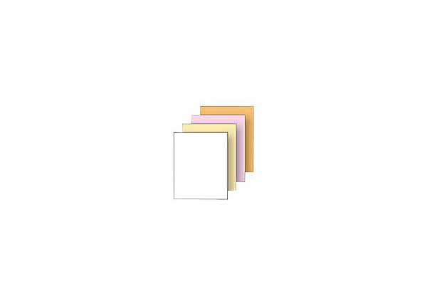 Xerox Revolution Carbonless - four-ply reverse-collated paper - 1250 sheet(