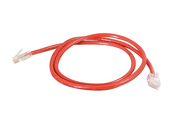C2G Cat5e Non-Booted Unshielded (UTP) Network Patch Cable - patch cable - 6