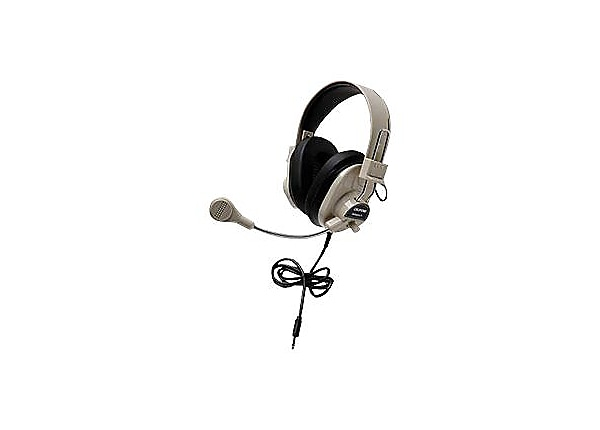 Califone Deluxe 3066AVT - headset