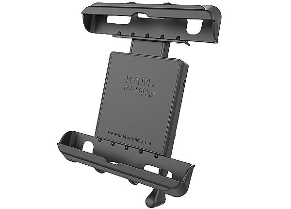 RAM Tab-Lock Tablet Holder for Apple iPad Gen 1-4 with Case