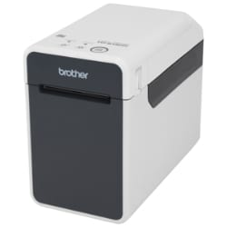 Brother TD-2120N - label printer - monochrome - direct thermal