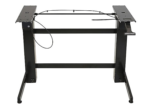 Ergotron WorkFit-B Sit-Stand Base, HD - table component