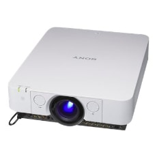 Sony VPL FHZ55/W LCD projector