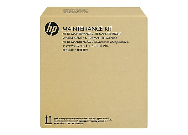 HP Scanjet ADF Roller Replacement Kit - cleaning cloth