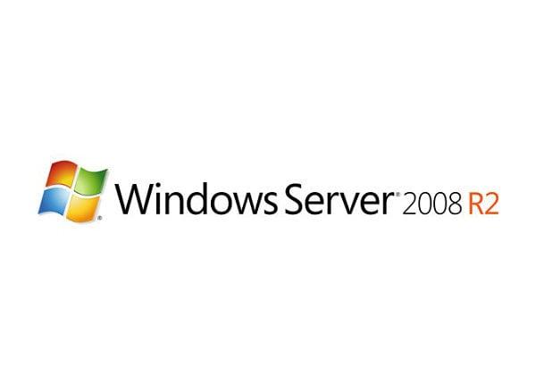 Microsoft Windows Server 2008 R2 Foundation Edition - license