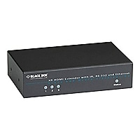 Black Box XR HDMI, IR, RS-232, and Ethernet Extender - video/audio/serial e