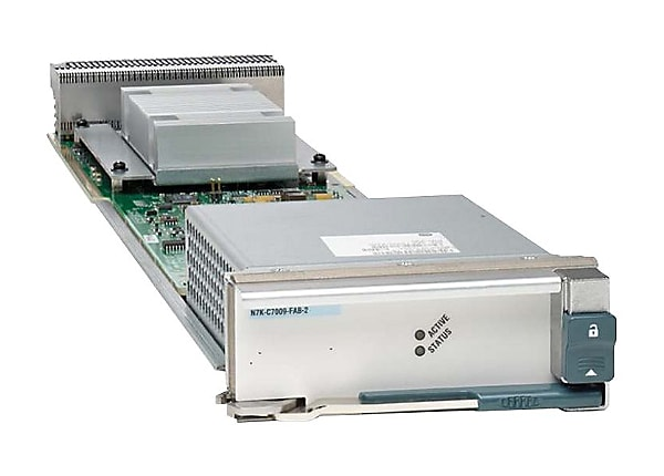 Cisco Nexus 7000 Series 9-Slot Chassis 110Gbps/Slot Fabric Module - switch