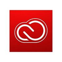 Adobe Creative Cloud desktop apps - Term License (1 month) + Adobe Enterpri