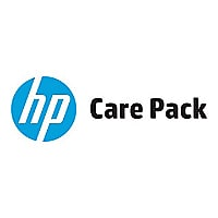 Electronic HP Care Pack Next Business Day Hardware Exchange and Software Su