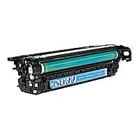 Clover Remanufactured Toner for HP CF031A (646A), Cyan, 12,500 page yield