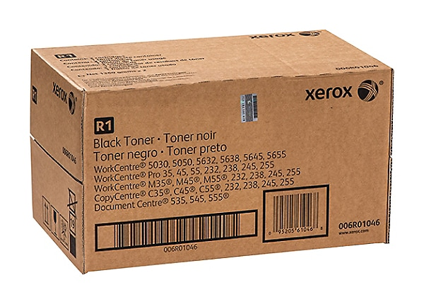 Xerox WorkCentre 5030/5050 - 2-pack - black - original - toner cartridge