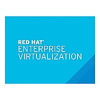 Red Hat Enterprise Virtualization - standard subscription (3 years) - 2 soc
