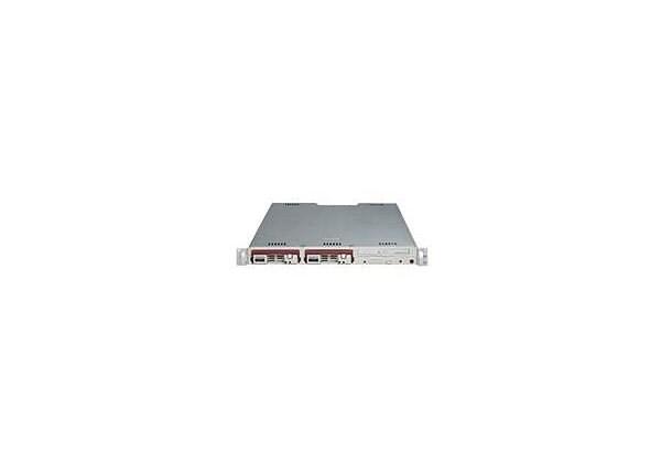 McAfee WebShield 500 E-ppliance - firewall