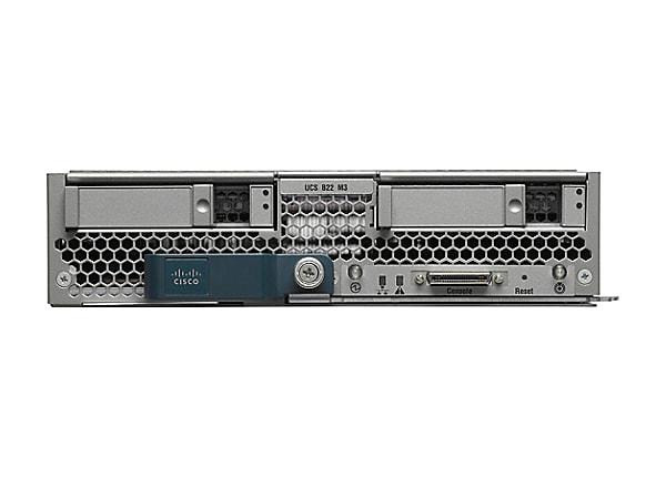 Cisco UCS B200 M3 Entry Plus SmartPlay Expansion Pack - blade - Xeon E5-262