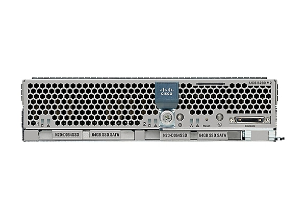Cisco UCS B230 M2 128GB SmartPlay Expansion Pack - blade - Xeon E7-2860 2.2
