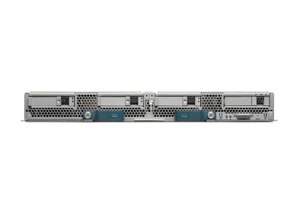 Cisco UCS B420 M3 Blade Server (Not a standalone SKU) - blade - Xeon E5-465