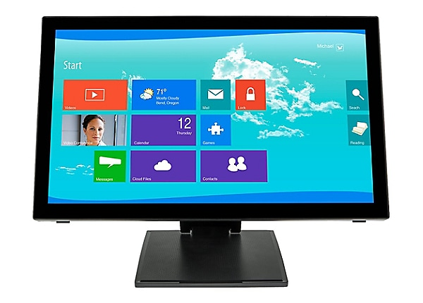 "Planar Helium PCT2265 - LED monitor - Full HD (1080p) - 22"" - with 3-Years"