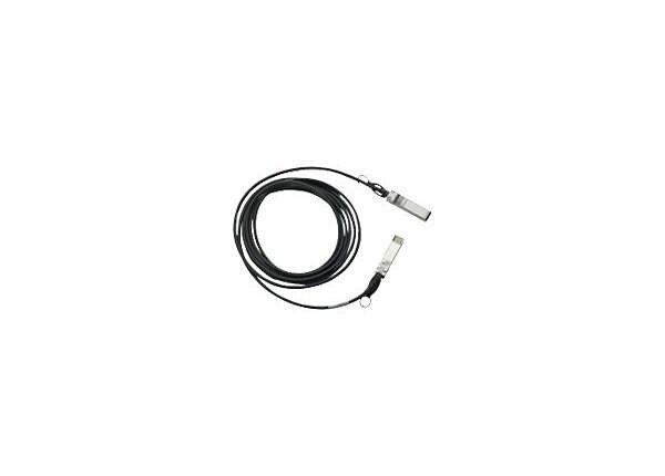 Cisco SFP+ Copper Twinax Cable - direct attach cable - 2.5 m