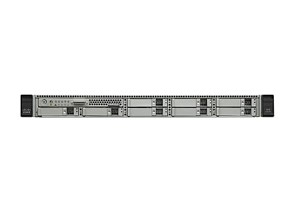 Cisco UCS C220 SingleConnect Value Plus SmartPlay Expansion Pack - rack-mou