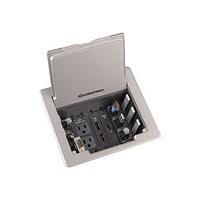 Crestron FlipTop Basic - flush mount box