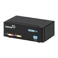 ConnectPRO Master-IT USB UR-12 - KVM switch - 2 ports