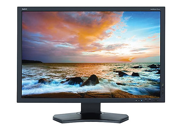 TouchSystems P Series LED monitor - 24""