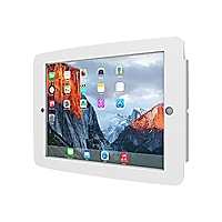 Compulocks iPad Secure Space Enclosure Wall Mount White - wall mount