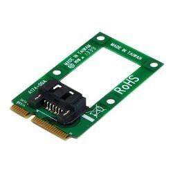 StarTech.com SATA Drive to mSATA Host Adapter for 2.5in/3.5in SATA Drives