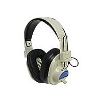 Califone 4-PERSON WIRELESS LEARNING SYSTEM CLS725-4 - headphones