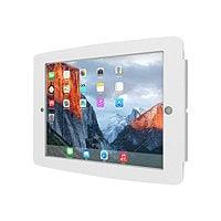 "Compulocks Space - iPad 9.7"" Wall Mount Enclosure - White - mounting kit"
