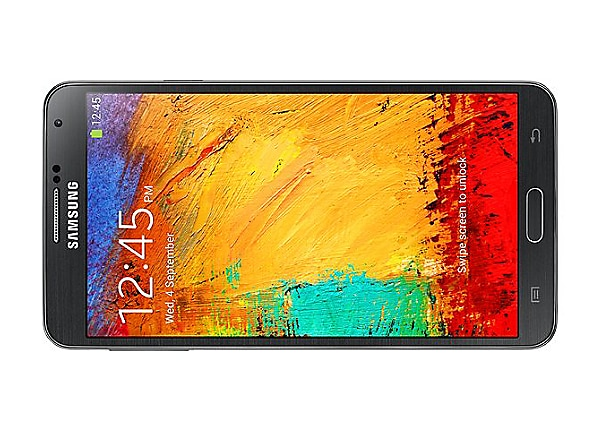 Samsung GALAXY Note 3 - jet black - 4G LTE - 32 GB - GSM - Android smartphone