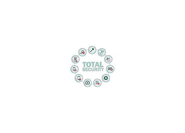 Kaspersky Total Security for Business - subscription license renewal (1 yea