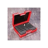 Perm-A-Store Turtle Hard Drive 10 Capacity Carrying Case - storage drive ca