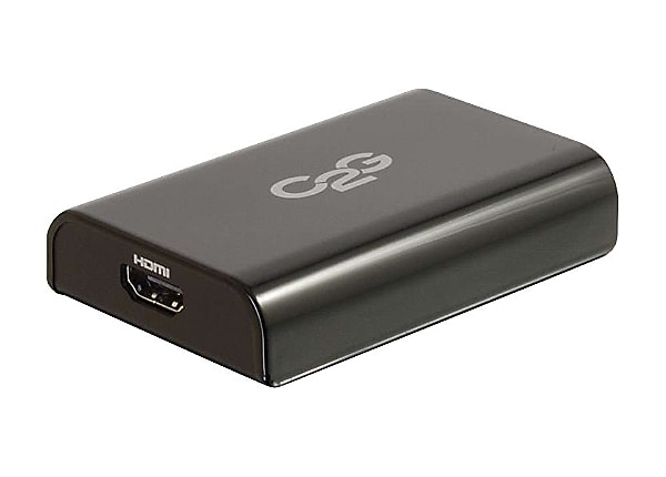 C2G USB 3.0 to HDMI Audio/Video Adapter - External Video Card external vide